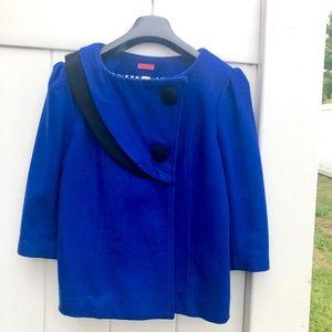 Stunning Cobalt Blue Coat